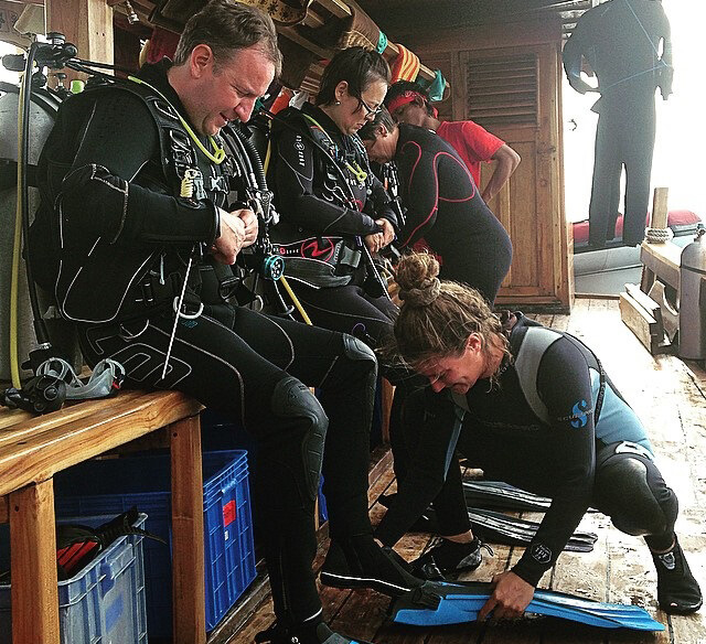 Buying Scuba Diving Gear