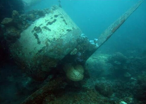 wreck diving 101