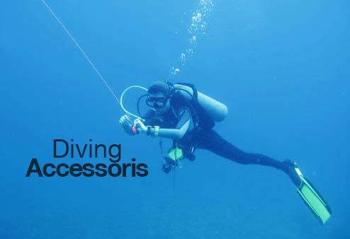 Diving Accessories for a Safer Dive