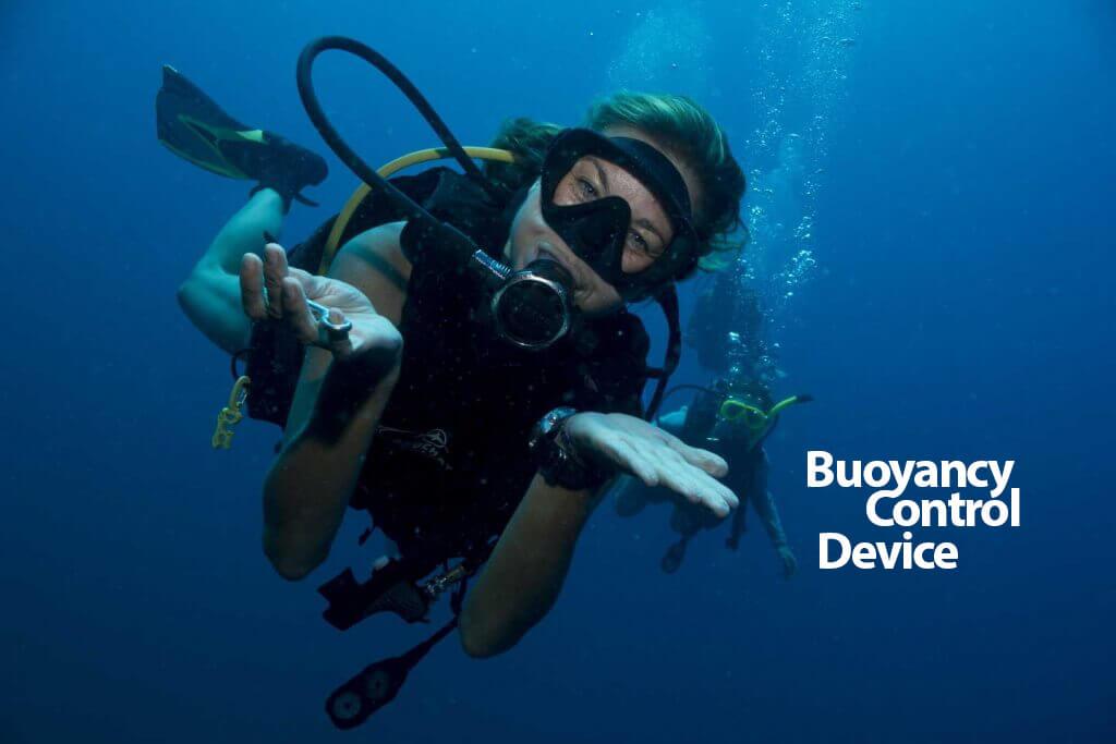 buoyancy control device