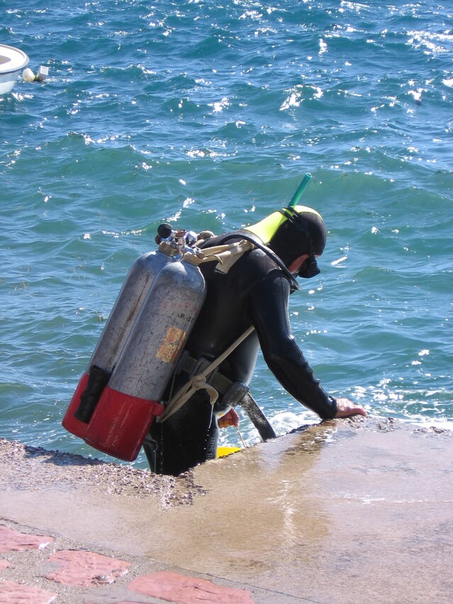 Seasickness When Scuba Diving and the Remedies