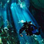 scuba diving abyss