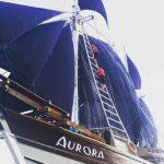 bali boat aurora