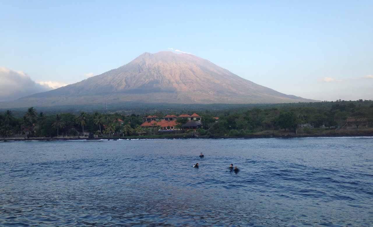 Liveaboard Safari Dive Bali - Tulemben-