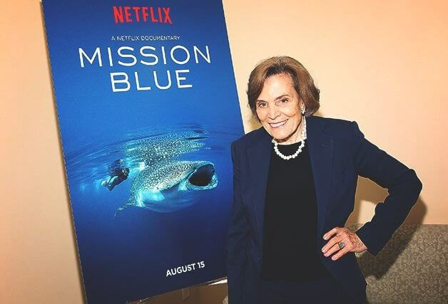 sylvia-earle- Mission Blue Documentary- Abyss Ocean World