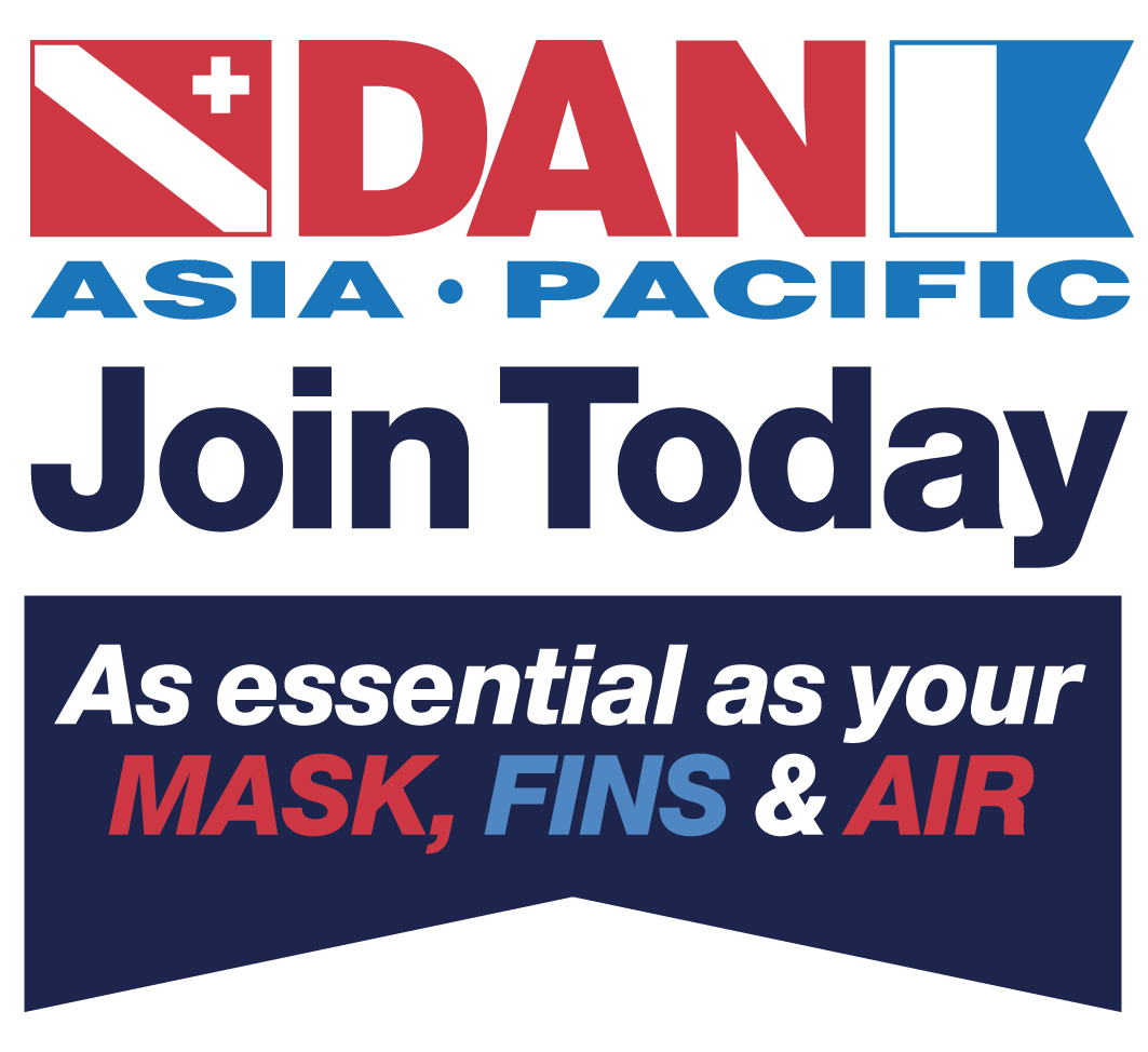 Join DAN Asia-Pacific Today