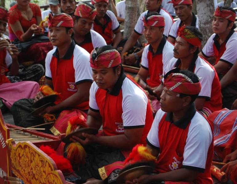 Gamlang culture bali